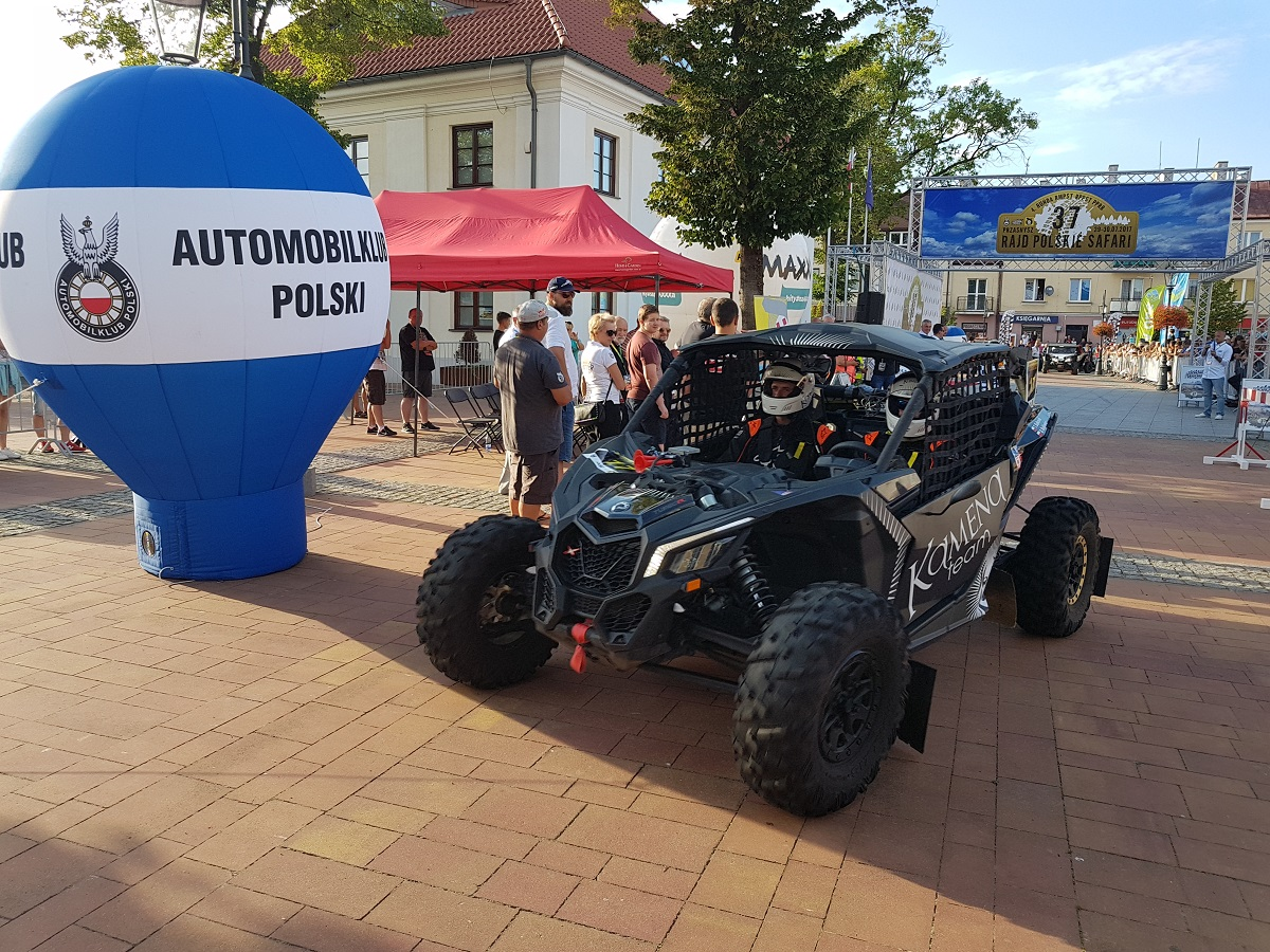 Rajd Polskie Safari