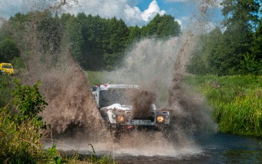38. Rajd Polskie Safari (etap 2) Foto: Kamil Cichocki