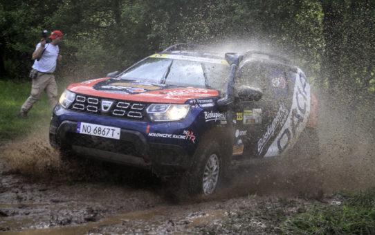 Wystartują załogi Dacia Duster Cup